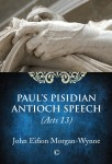 Paul's Pisidian Antioch Speech 9780227174975